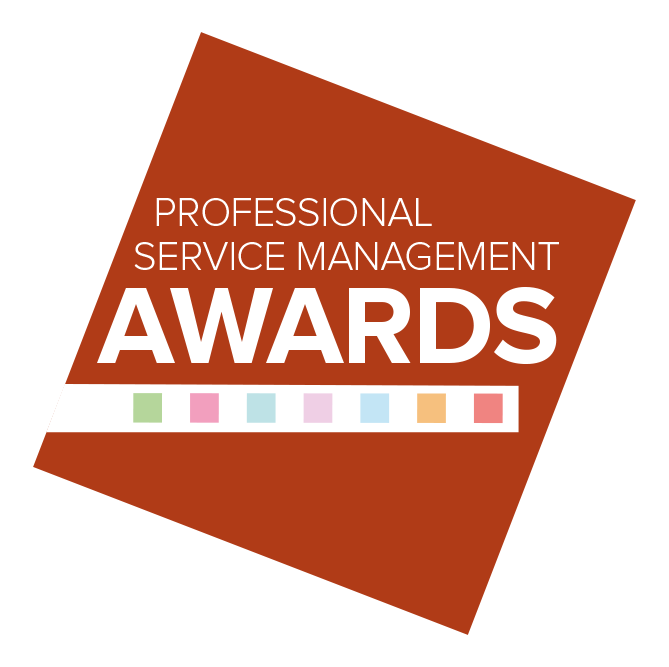 PSMA - Professional Service Management Awards